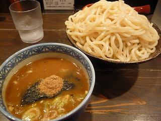 三田製麺所(つけ麺大盛り)