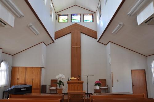 尾鷲教会礼拝堂