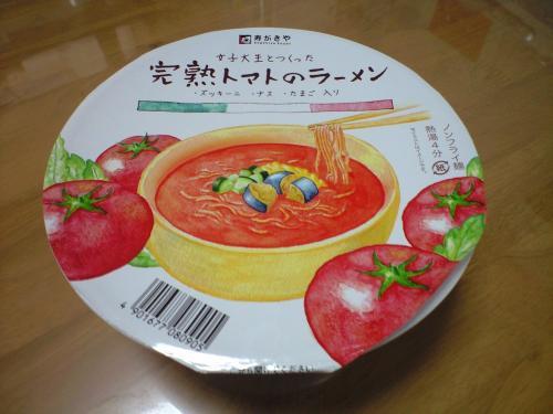 トマトラーメン