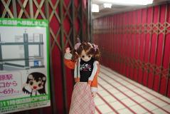 新アゾン仮店舗55