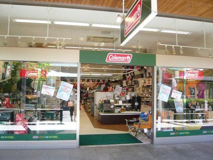 006 coleman shop karuizawa outlet