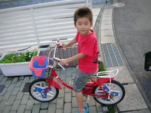 りゅうと自転車