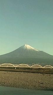 富士山。1年で1日あるかないか