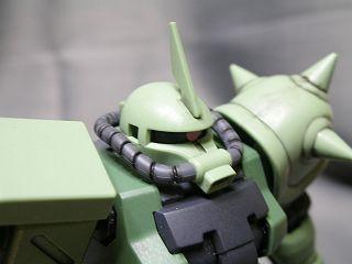HGUCザクF2型