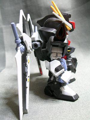 BB戦士ストライクノワール