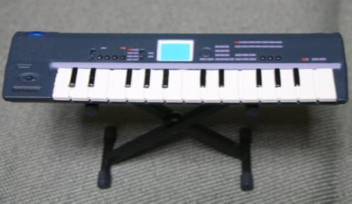 ムギのキーボード