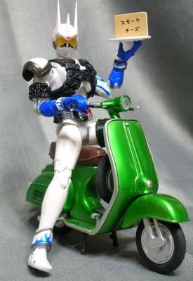 仮面ライダーエターナル