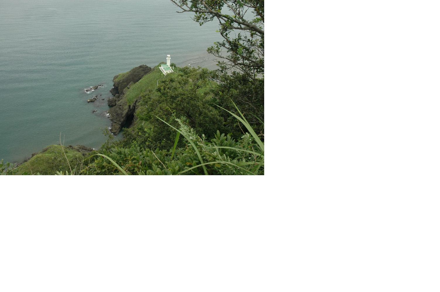 角田山灯台