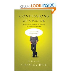 Confession of a pastor by Craig G