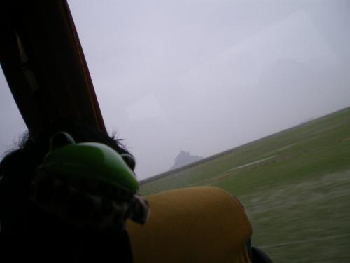 バスからモンサン