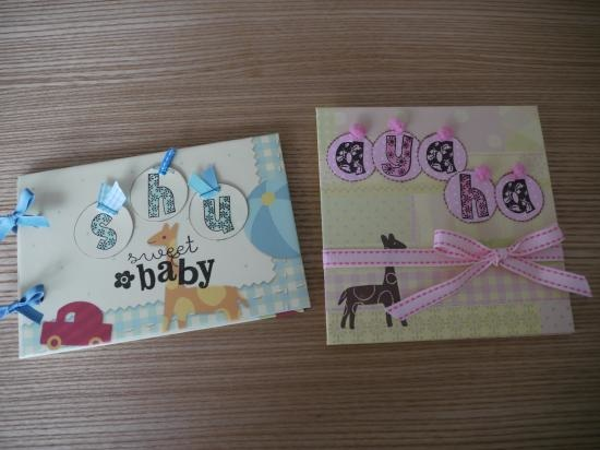 mini book for baby