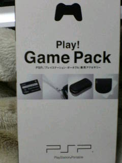 Play! Game Pack(*^_^*)