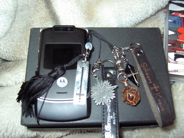 私の携帯!!!!!
