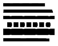 装飾枠線 黒