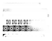 装飾枠線 白