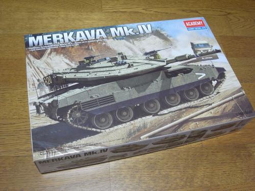 メルカバ mk.Ⅳ01