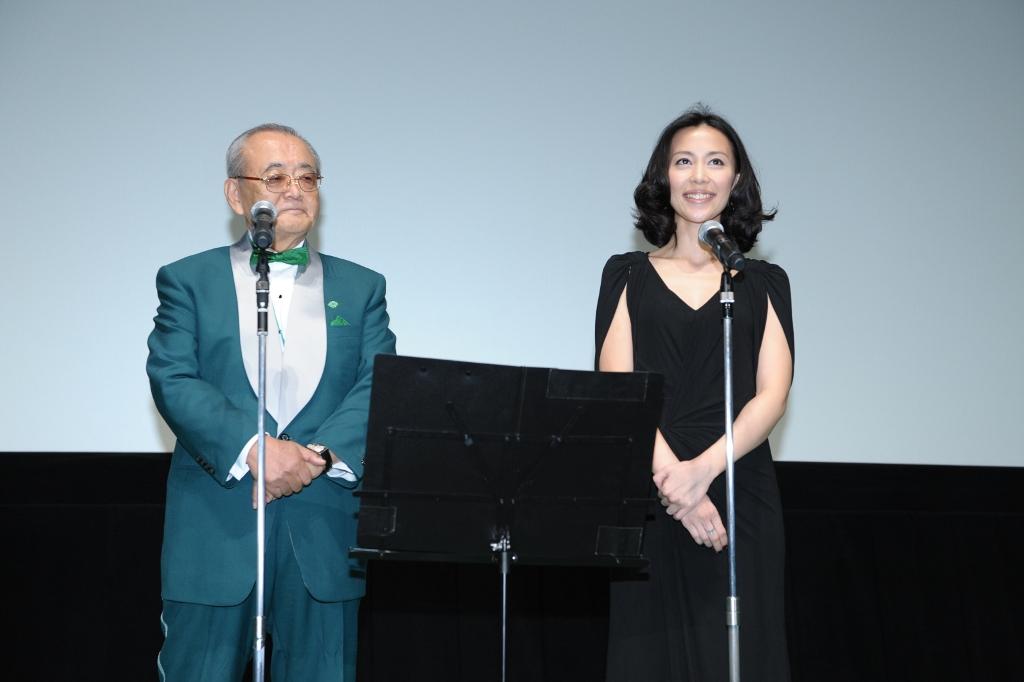 依田巽&木村佳乃