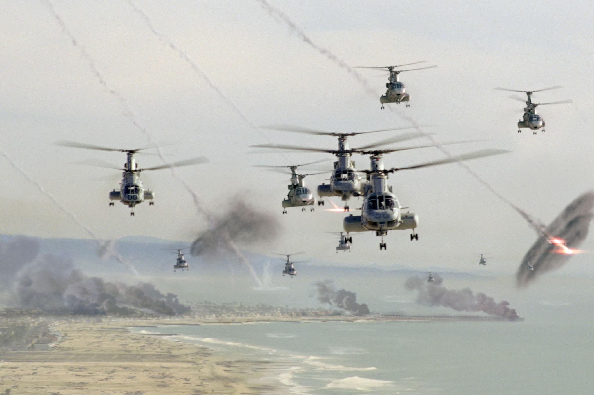 「世界侵略:ロサンゼルス決戦」画像