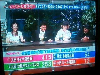 「徳光正行 5時に夢中」の画像検索結果