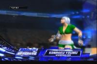 WWE,12で東方妖々夢から[魂魄 妖夢]