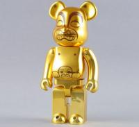 GOLDEN IDOL BE@RBRICK 400%