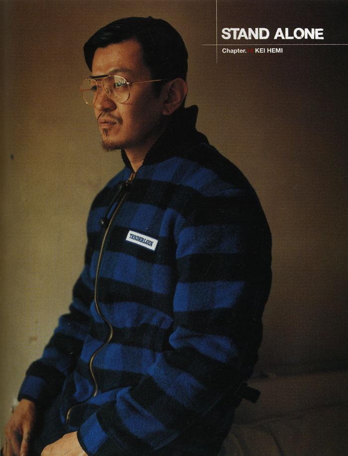 テンダーロイン TENDERLOIN  COLLECTION 画像                  nw('2005','12','03','23')