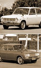 60年代の車