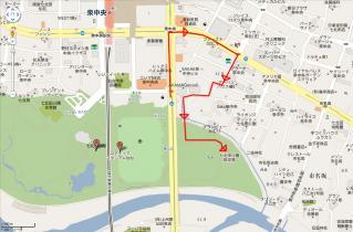 七北田MAP