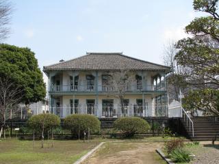 旧ジェーンズ邸