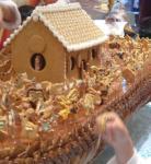 動物クッキー箱舟