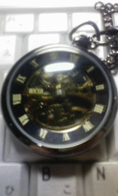 懐中時計~