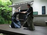 松浦眞人・ブリュノマラン武蔵正忌演武