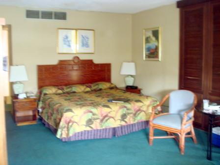 コナホテル部屋