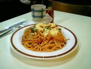 レストランテル スパゲティナポリタン003