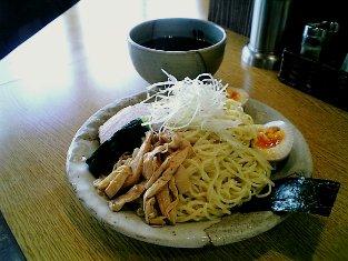 田ぶし横浜店本家田ぶし味玉つけ麺004