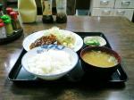 山田ホームレストラン本日の定食Aハンバーグ'08秋007
