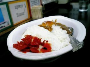 相鉄線海老名駅ゆで卵カレーライス004