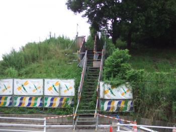 工事現場階段・大き目撮影4-120612_幅350
