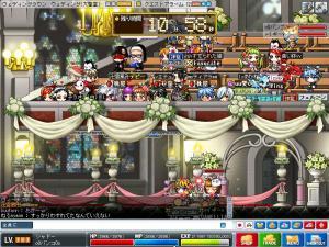 結婚式;;:
