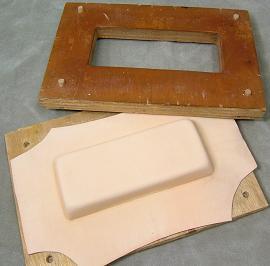 たばこケース木型工程3