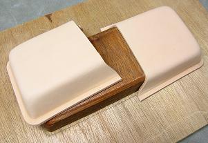 たばこケース木型工程5