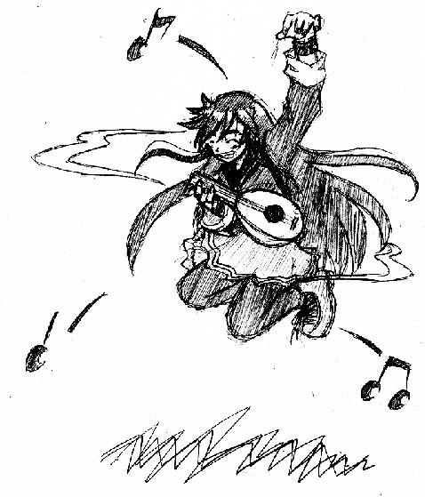 音楽師!セラエ!