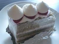 コム・ド・プロバンスのケーキ4