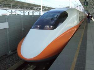 台湾新幹線(新竹駅)