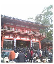 初詣2007
