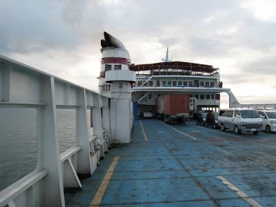 フェリー乗船2