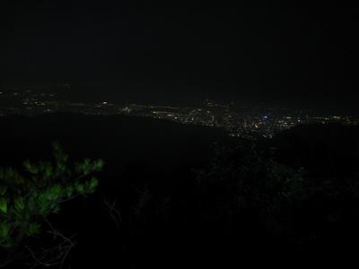 六甲ガーデンテラス 夜景