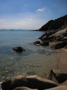 仁老浜海岸磯