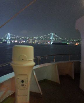 船からの光景