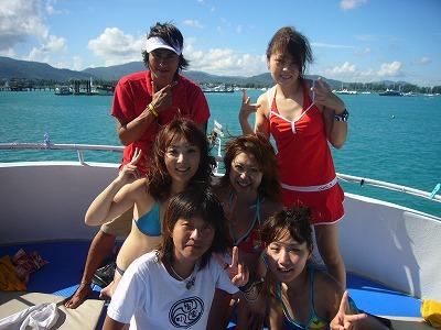 プーケットのスパ プーケットの旅行 プーケットの観光ツアー プーケットのアクティビティー プーケットのダイビング パトンビーチ ナイトライフ